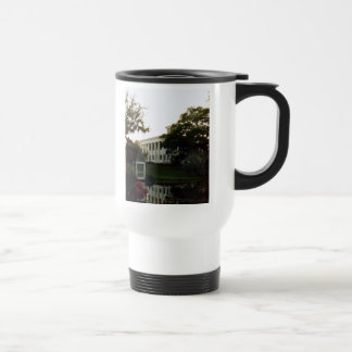 A Plantation On The Mississippi Travel Mug