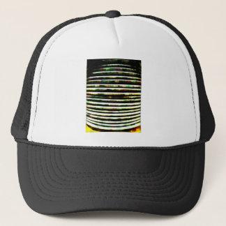 A plate full trucker hat