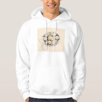 A Plate of Oysters 2012 Hooded Sweatshirt