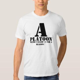 A Platoon T-shirts