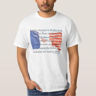 A Pledge of Allegiance T-Shirt
