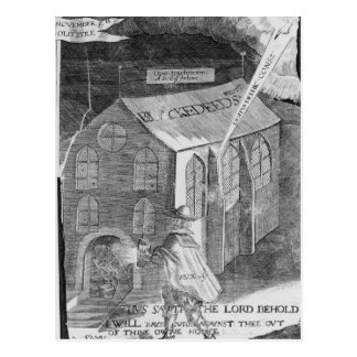 A Plot with Powder, 1605 Postcard