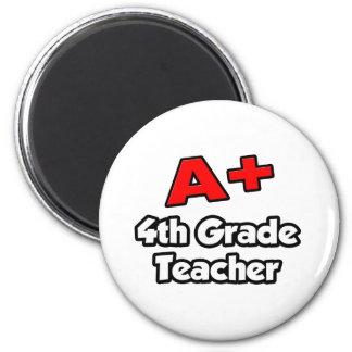 A Plus 4th Grade Teacher Magnet