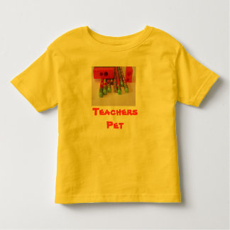 A plus student toddler t-shirt