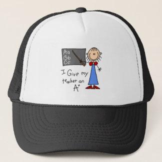 A Plus Teacher Trucker Hat