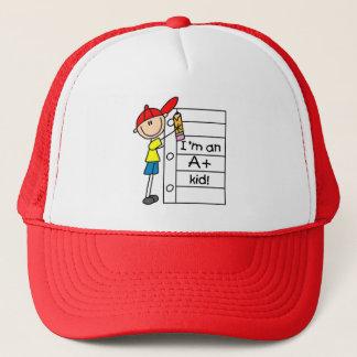 A Plus Trucker Hat