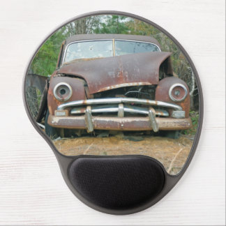 A Plymouth Rusted Remains Gel Mouse Pad