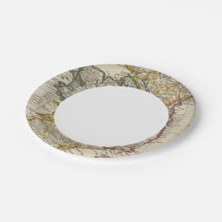 A pocket companion of Ireland Paper Plate