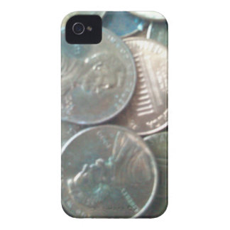 A pocket full of change iPhone 4 covers