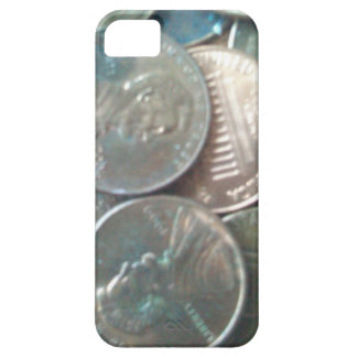 A pocket full of change iPhone SE/5/5s case