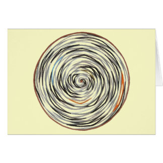"""""""A Point of Focus VIII"""" Note Card"""