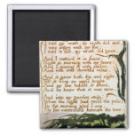 A Poison Tree, from Songs of Experience 2 Inch Square Magnet