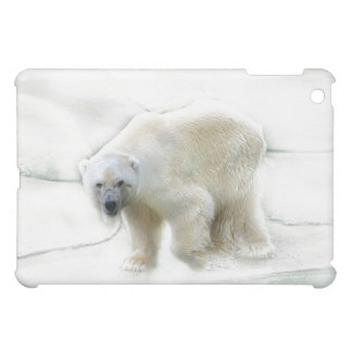A polar bears icy cold case for the iPad mini
