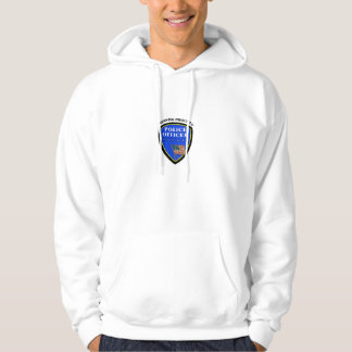 A Police Serving Proudly Hoodie