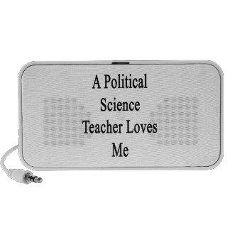 A Political Science Teacher Loves Me Speaker System