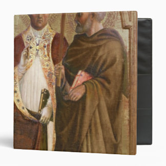 A Pope  and St. Matthias, c.1428-29 Binder