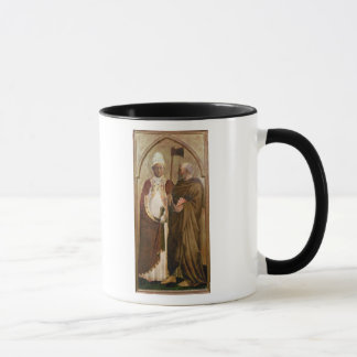 A Pope  and St. Matthias, c.1428-29 Mug