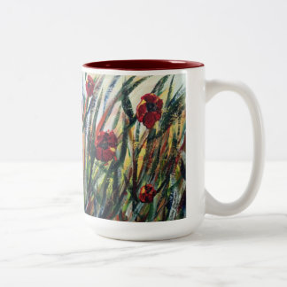 A Poppy Habit - Java Mug