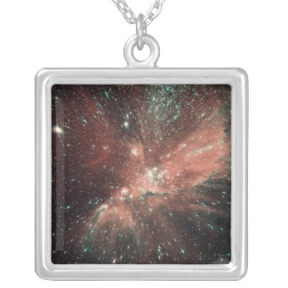 A population of infant stars in the Milky Way Square Pendant Necklace