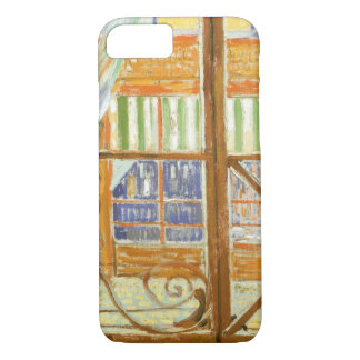 A Pork Butcher's Shop Window by Vincent van Gogh iPhone 7 Case