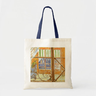 A Pork Butcher's Shop Window by Vincent van Gogh Tote Bag