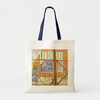 A Pork Butcher's Shop Window by Vincent van Gogh Tote Bag