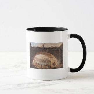 A Port, c.1760 Mug