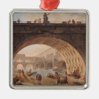 A Port, c.1760 Christmas Ornament
