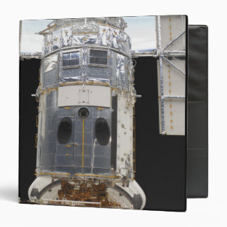 A portion of the Hubble Space Telescope Vinyl Binders