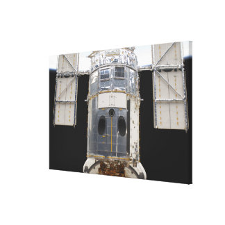 A portion of the Hubble Space Telescope Canvas Print