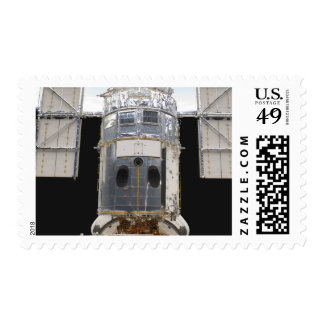 A portion of the Hubble Space Telescope Postage