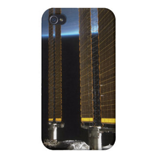 A portion of the International Space Station 2 Cases For iPhone 4