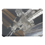 A portion of the International Space Station 3 Cover For The iPad Mini
