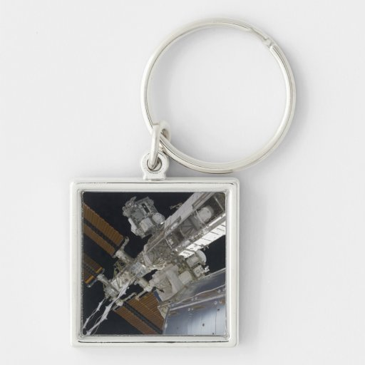 A portion of the International Space Station 3 Key Chains