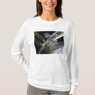 A portion of the International Space Station 3 T-Shirt