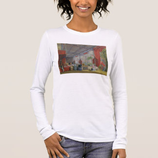 A Portion of the Transept of the Great Exhibition Long Sleeve T-Shirt