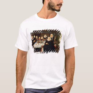 A Portrait of a Family saying Grace Before a Meal T-Shirt