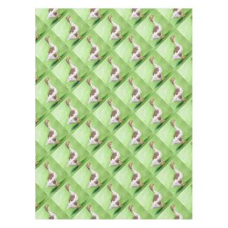 A Portrait of a Goose Tablecloth