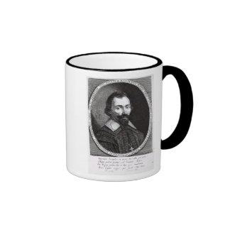 A portrait of Claude Maugis, advisor to Marie Coffee Mug
