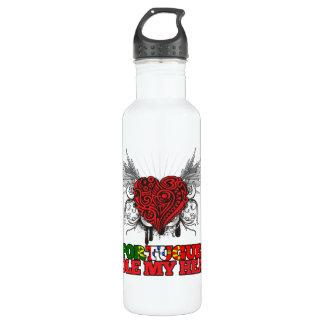 A Portuguese Stole my Heart 24oz Water Bottle