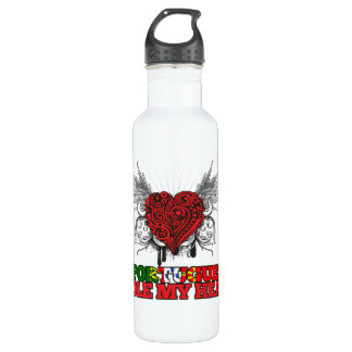 A Portuguese Stole my Heart Stainless Steel Water Bottle