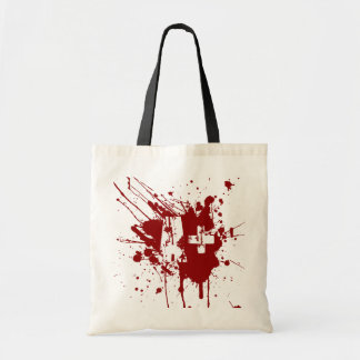A positive Blood Type for Vampires & Zombies Tote Bag