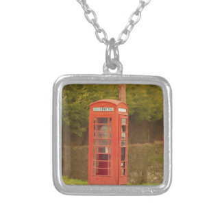 A Post Box, A Telephone Box and a Bus Stop Pendant