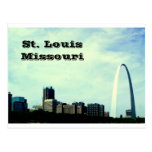 A Post Card of The Arch