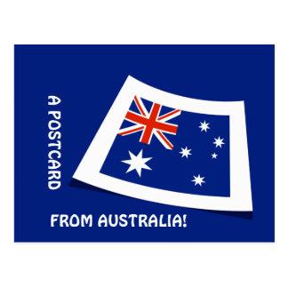 A postcard from Australia!