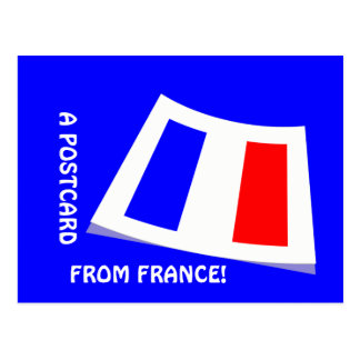 A postcard from France!