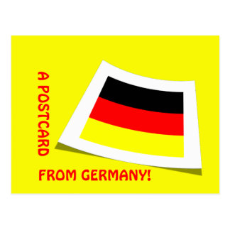 A postcard from Germany!
