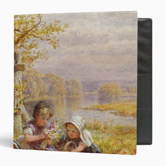 A Posy for Mother, 1867 3 Ring Binder