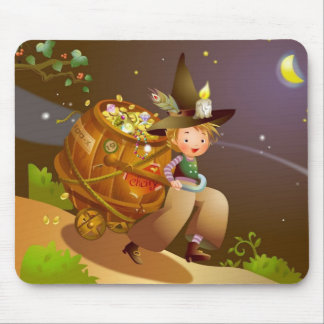 A Pot Of Gold Mouse Pad