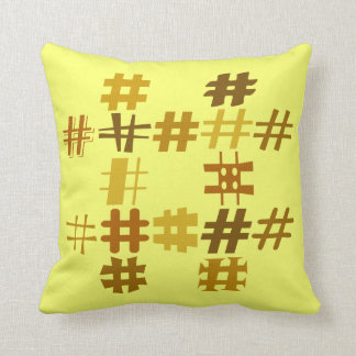 A Pound of Hashbrowns Throw Pillow